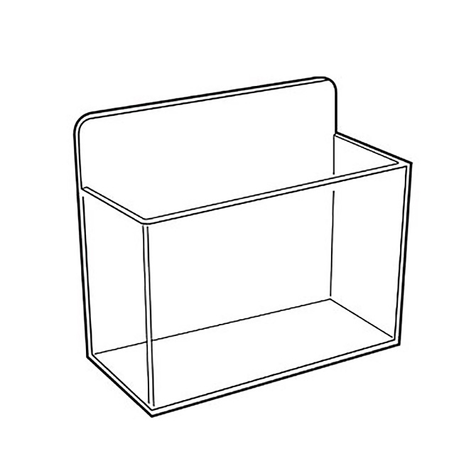 FKA-88CL Versa-Clip® Coupon Holder with Clear Liner