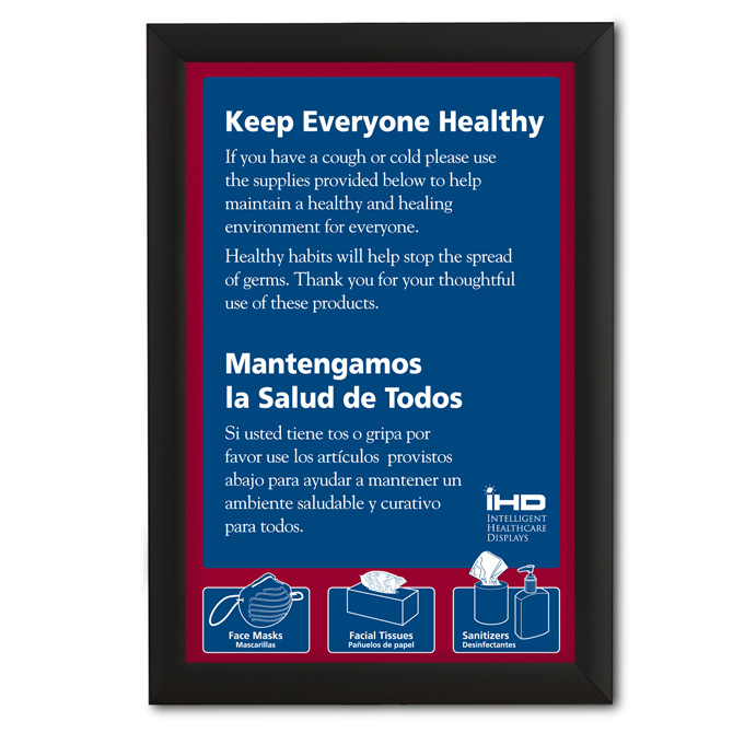 Front Loading Snap Tight Poster Frame 11 X 17 Braeside Displays