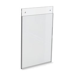 "5"" x 7"" Top Loading Acrylic Wall Frame"