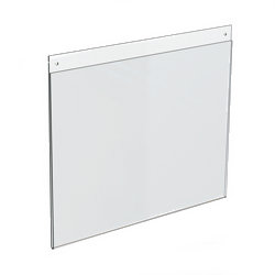 "14"" x 11"" Top Loading Acrylic Wall Frame"