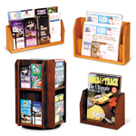 Countertop Literature Displays