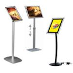 Floor Stand Sign Holders