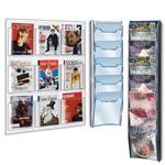 Literature & Magazine Wall Racks