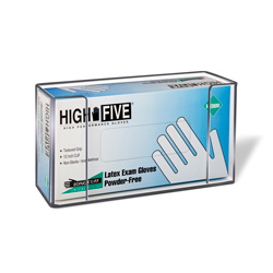 Acrylic Exam Glove Dispenser, 1 Box