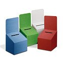 Corrugated Ballot Boxes