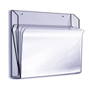 "Snap-Tight File Holder, 11-1/4"" x 9"""