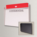 HIPAA Snap-Tight File Holders