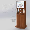 HC115 - Lurie Childrens Infection Control Kiosk