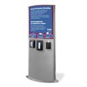 HC122 - Silver Infection Control Kiosk