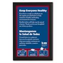 "14"" x 22"" Front Loading Snap-Tight Poster Frame, 1"" Profile"