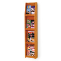 8 Pocket, 4 Shelf Literature Display