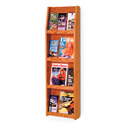 12 Pocket, 4 Shelf Literature Display