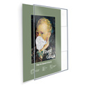 "18"" x 24"" Break-Resistant Wall Poster Holder"